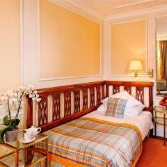 Отель Schweizerhof Zürich 4* Стандартный номер с различными типами кроватей фото 3