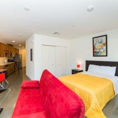 Отель Ginosi Wilshire Apartel Студия с различными типами кроватей