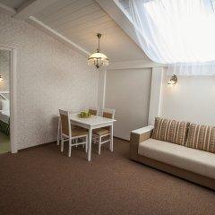 Гостиница Литера 3* Апартаменты с различными типами кроватей