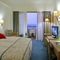 Amathus Beach Hotel Rhodes 5* Улучшенный номер с различными типами кроватей