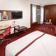 Отель Crowne Plaza Amsterdam South 4* Стандартный номер с различными типами кроватей