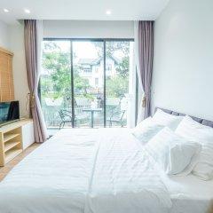 Отель Dalat Home 4* Стандартный номер