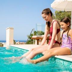 Отель St. Elias Resort & Waterpark – Ultra All Inclusive 4* Люкс с различными типами кроватей фото 2