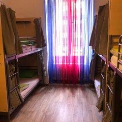 Хостел Sokolska Youth Кровать в общем номере с двухъярусной кроватью