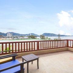 Отель Novotel Phuket Resort 4* Улучшенный номер с различными типами кроватей фото 10