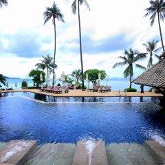 Отель Fair House Villas & Spa Самуи бассейн фото 2