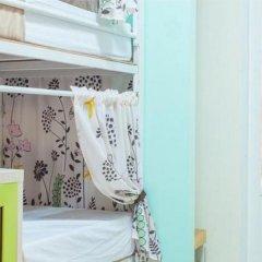 Kamin Bird Hostel Кровать в женском общем номере с двухъярусной кроватью фото 7