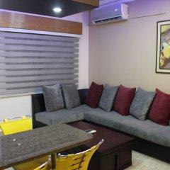 Отель Modern Cosy & Central Location Апартаменты с различными типами кроватей