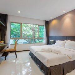 Апартаменты The Regent Phuket Serviced Apartment Kamala Beach комната для гостей фото 8
