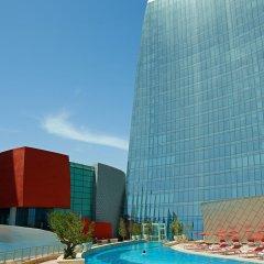 Отель Fairmont Baku at the Flame Towers фото 2