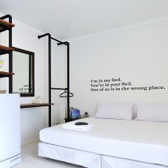 Отель Beds Patong 2* Стандартный номер с двуспальной кроватью