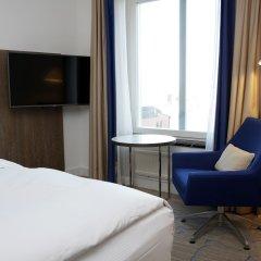 Отель Hilton Stockholm Slussen 4* Полулюкс с различными типами кроватей