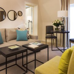 Hotel Balmoral - Champs Elysees 4* Апартаменты с различными типами кроватей