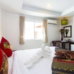 Отель Silver Resortel Стандартный номер с различными типами кроватей фото 2