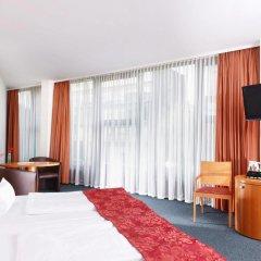 Hotel am Borsigturm 4* Стандартный номер с различными типами кроватей фото 2