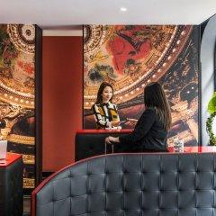 Отель Hôtel Regina Opéra Grands Boulevards обед