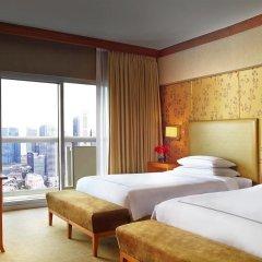 Отель Swissotel The Stamford 5* Представительский номер с различными типами кроватей