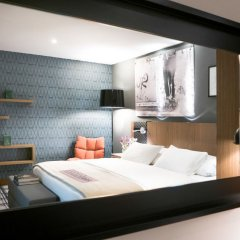 Radisson Blu Royal Hotel Brussels вид из номера фото 3