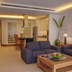 Отель Pearl of Naithon Апартаменты с различными типами кроватей фото 2