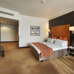 Отель Crowne Plaza Helsinki 4* Стандартный номер с разными типами кроватей
