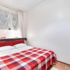 Хостел Кукуруза Бутик Стандартный номер двуспальная кровать (общая ванная комната)