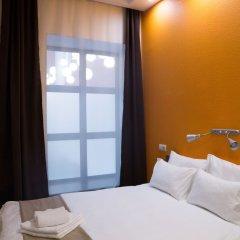 Гостиница Станция L1 Стандартный номер с окном в атриум с двуспальной кроватью
