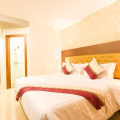 Hemingways Silk Hotel 3* Стандартный номер разные типы кроватей фото 3