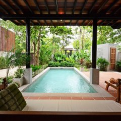 Отель Ananta Thai Pool Villas Resort Phuket комната для гостей фото 9