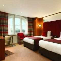 Отель DoubleTree by Hilton London – West End 4* Стандартный номер с 2 отдельными кроватями