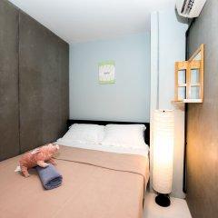 TP Hostel Kata Beach Phuket Стандартный номер с различными типами кроватей