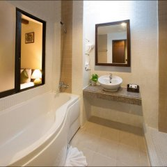 Отель Coconut Village Resort 4* Номер Делюкс с различными типами кроватей фото 5