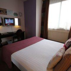 Floris Hotel Arlequin Grand-Place 3* Улучшенный номер с двуспальной кроватью