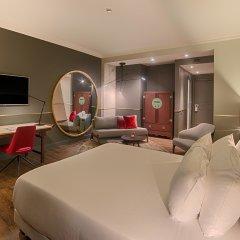 Отель Nh Collection Milano Porta Nuova 4* Номер категории Премиум с различными типами кроватей
