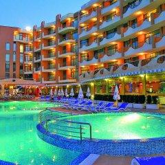 Отель Grenada Hotel - Все включено Болгария, Солнечный берег - отзывы, цены и фото номеров - забронировать отель Grenada Hotel - Все включено онлайн бассейн