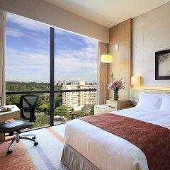 Park Hotel Alexandra 4* Номер Делюкс с различными типами кроватей