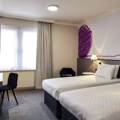 Mercure Exeter Rougemont Hotel 3* Стандартный номер с 2 отдельными кроватями
