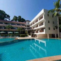 Patong Lodge Hotel открытый бассейн фото 3