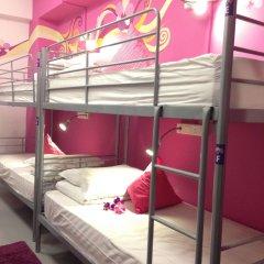 RedDoorz Hostel Кровать в женском общем номере с двухъярусной кроватью фото 2