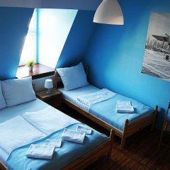 Explorer Hostel Стандартный номер с различными типами кроватей