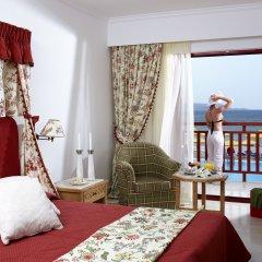 Отель Mitsis Rinela Beach Resort & Spa - All Inclusive 5* Стандартный номер с различными типами кроватей