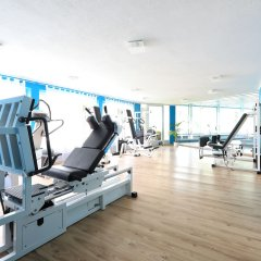 Hotel Europe фитнесс-зал