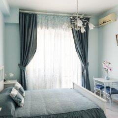 Отель Floreo Roma II Стандартный номер с двуспальной кроватью