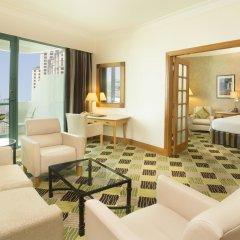 Отель Hilton Dubai Jumeirah 5* Люкс с различными типами кроватей фото 15
