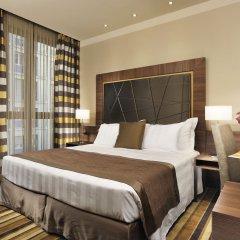 Отель Uptown Palace 4* Стандартный номер с различными типами кроватей фото 7