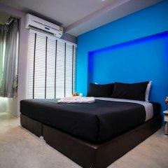 Patong Gallery Hotel 2* Номер Делюкс с различными типами кроватей