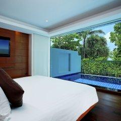 Отель La Flora Resort Patong 5* Вилла разные типы кроватей фото 4
