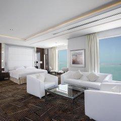 Отель Hilton Dubai The Walk 4* Президентский люкс с различными типами кроватей