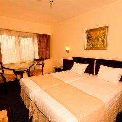 Отель XO Hotels Blue Tower 4* Представительский номер с различными типами кроватей фото 2