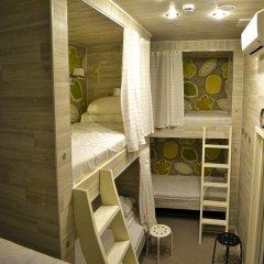 Хостел Казанское Подворье Кровать в женском общем номере с двухъярусной кроватью фото 7