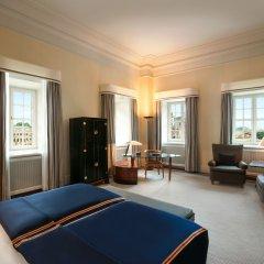 Hotel Taschenbergpalais Kempinski Dresden 5* Номер Делюкс двуспальная кровать фото 2